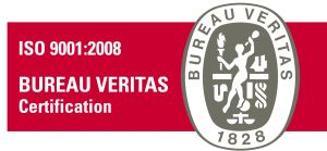 Certification ISO 9001-2008