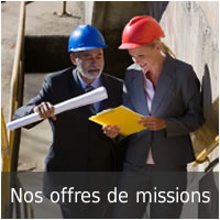 Les offres de mission de GAT International